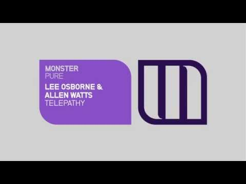 Lee Osborne & Allen Watts - Telepathy (Preview)