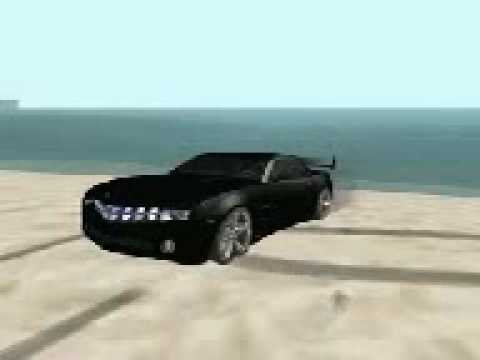 Grand Theft Auto San Andreas - Skok smrti do vody (2.časť)