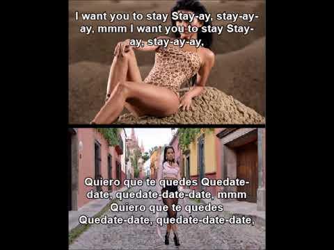 Dannic - Stay feat. INNA letra español ingles