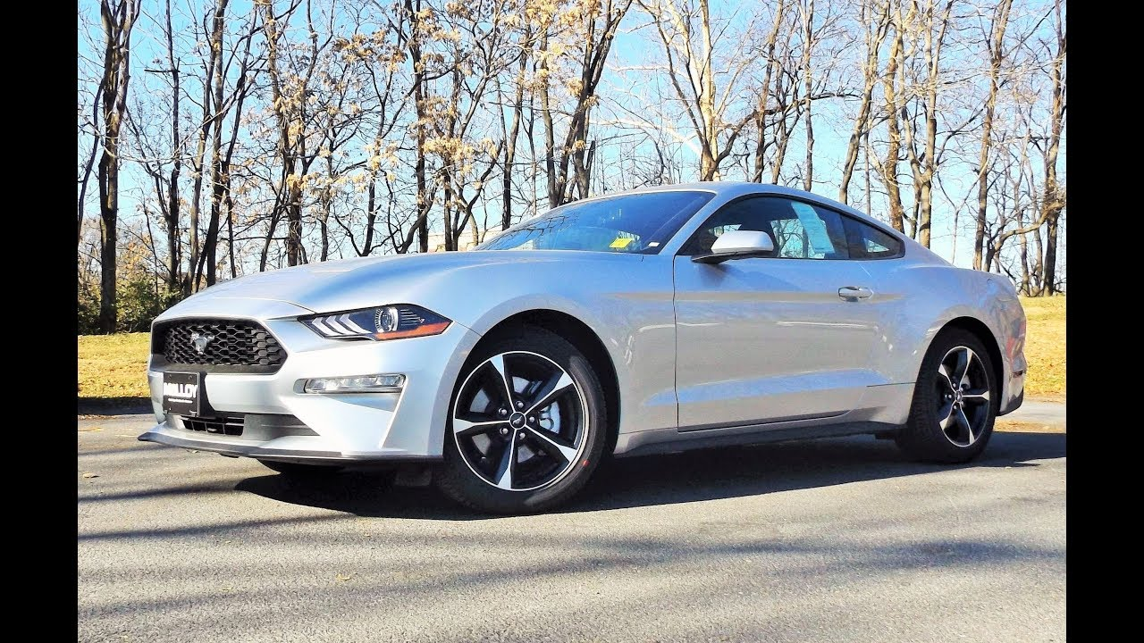2018 ford mustang 10 speed auto ecoboost complete review