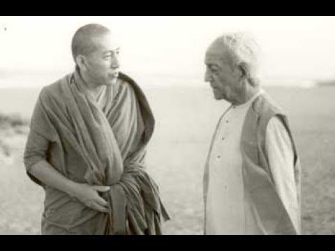 J Krishnamurti: Freedom means Ending of Self..Me.. (SUBTITLE)