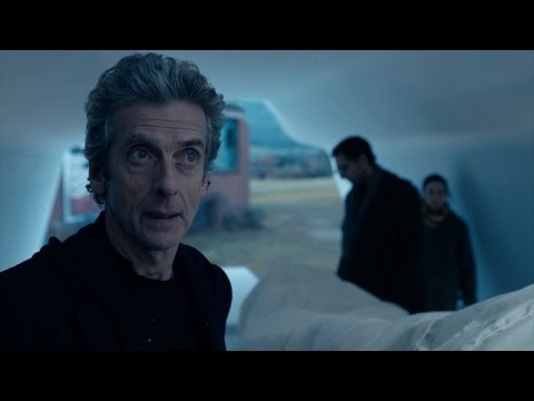 The pilot's hearse - Before the Flood: Preview - Doctor Who: Series 9 Episode 4 (2015) - BBC