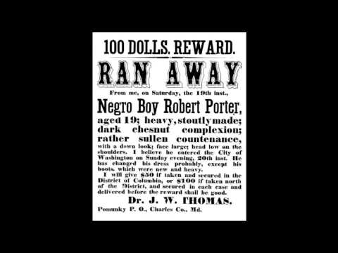 the fugitive slave act