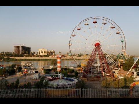 عراقي يحول قطعة أرض مكب للنفايات إلى منتزة في البصرة  - نشر قبل 11 ساعة