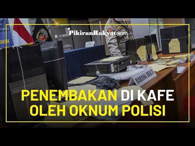Oknum Polisi Tembak Tiga Orang hingga Tewas, Salah Satu Korbannya TNI, Kapolda Metro Jaya Minta Maaf
