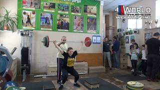 БОНДАРЕНКО Полина/P.BONDARENKO (24-28х/27-33) 23.02.2019-Championship city Vidnoe Moscow region