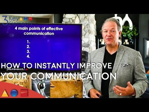 4 Main Points For Effective Communication