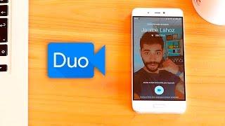 Google Duo: DESCARGA YA la nueva app de vídeollamadas