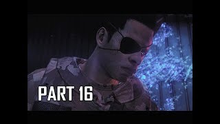METAL GEAR SURVIVE Walkthrough Part 16 -  (PS4 Pro 4K Let's Play)