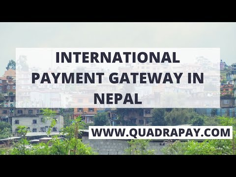 International Payment Gateway in Nepal