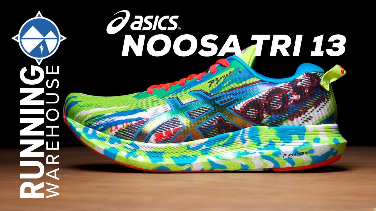 ASICS Noosa Tri 13 First Look | Revamped Cushioning... Same Noosa Style!