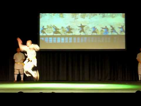 Europa Shaolin Kultur-Festival 2012 -- Berlin, Urania -- 3
