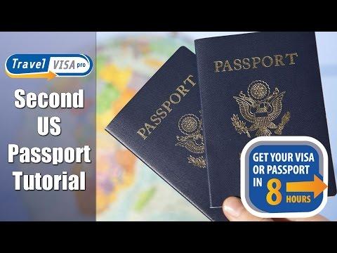 Do You Travel Often? Get a Second US Passport