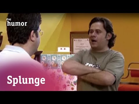 Splunge: ¡Gratis No! La Gente Tiene Mucha Cara   RTVE Humor