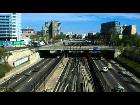 Santiago de chile una ciudad que no descansa youtube for Construccion de piscinas santiago chile