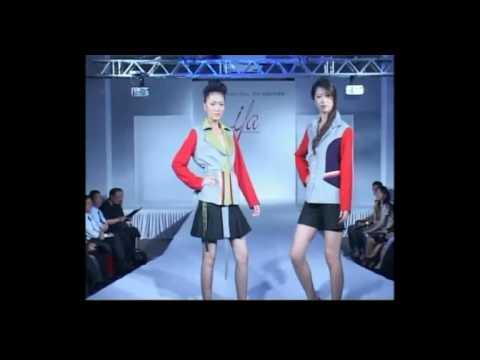 IFA Paris Fashion college 2007 fashion show 1