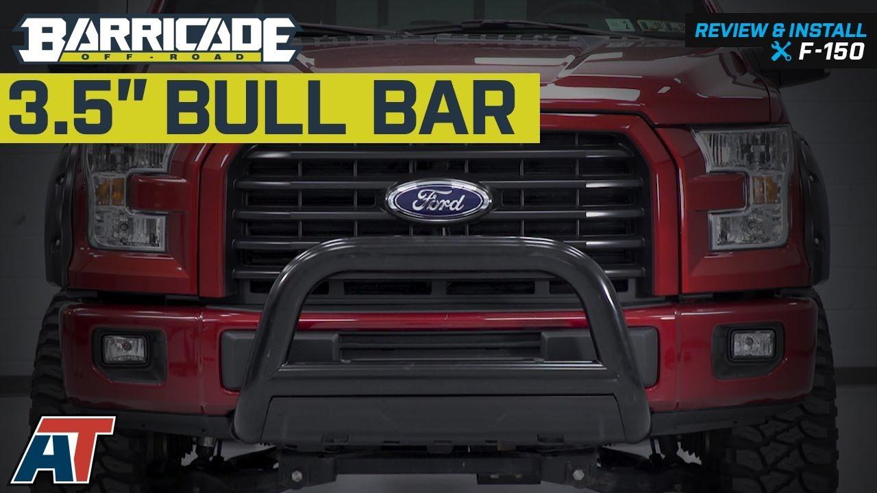 Textured Black Barricade HD Rear Bumper for Silverado//Sierra 2500//3500 2011-2019