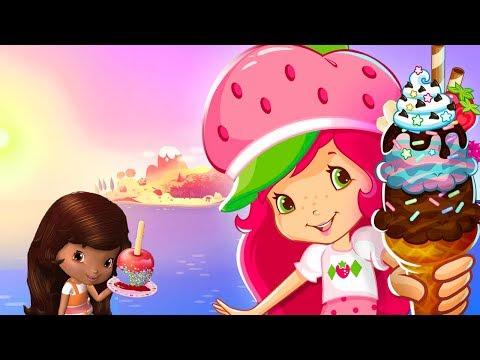 Земляничка Остров Мороженого.Ягодные Приключения.Прохождение Игры