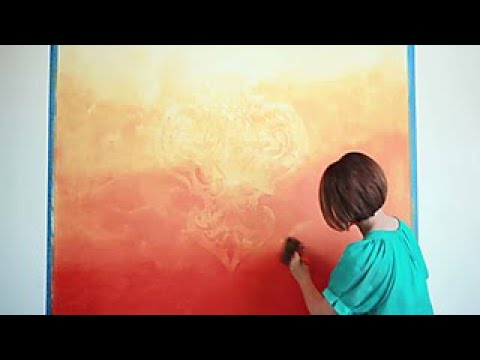 How to Paint an Accent Wall - DIY Network