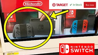 How To Buy A Nintendo Switch That's Sold Out Everywhere Right Now! (target, Best Buy, Walmart)