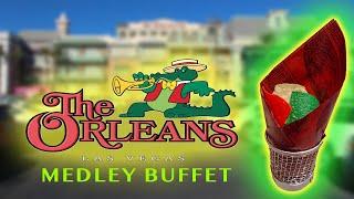 The Orleans Medley Buffet -  1 Minute Vegas Buffet (2019)