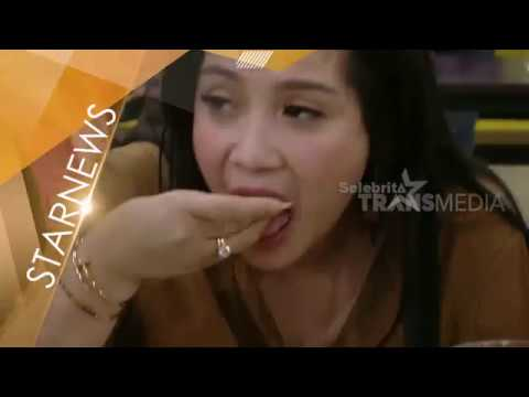 Nikmatnya Nagita Slavina Makan Dengan Jari Tangan | SELEBRITA PAGI (20/04/19)