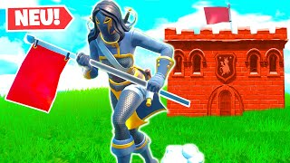 Capture the Flag Modus in Fortnite Battle Royale!