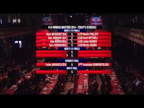 world masters darts