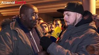 Swansea 0 Arsenal 4 | DT on The War Path After Win! (Explicit)
