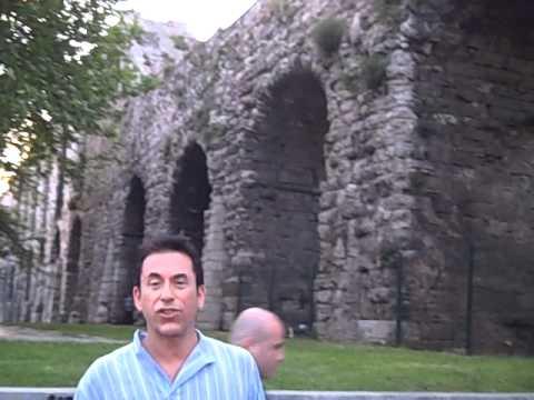 Istanbul 2011, Aqueduct