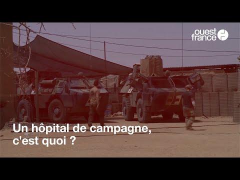 Coronavirus. Qu'est-ce qu'un hôpital de campagne ?