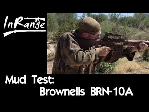 Mud Test: Brownells BRN10-A