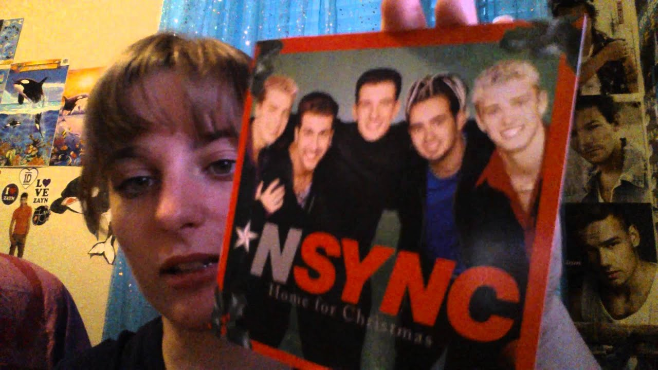 Whays inside the *NSync Home For Christmas CD! - YouTube