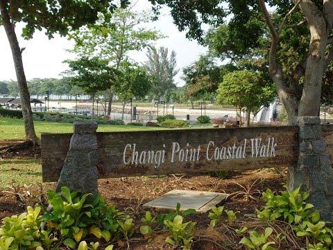 PBIR Andalus ~ Changi Point Coastal Walk