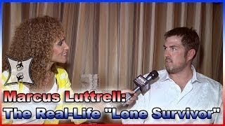 "The Real-Life ""Lone Survivor,"" US Navy SEAL Marcus Luttrell"