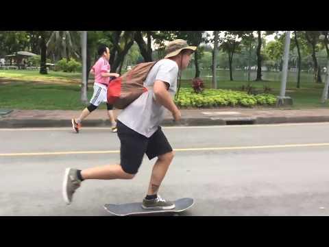 Thailand VLOG (Pt. 3) Nonthaburi & Skateboarding
