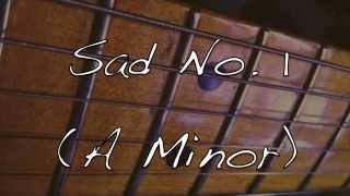 Sad Guitar Backing Track (A Minor)