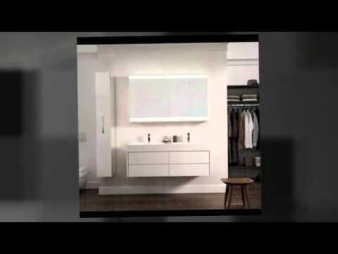 spiegelschrank bad edelstahl schiebet r youtube