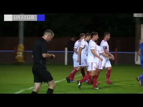 CTTV Highlights: Lincoln United 4-4 Corby Town: