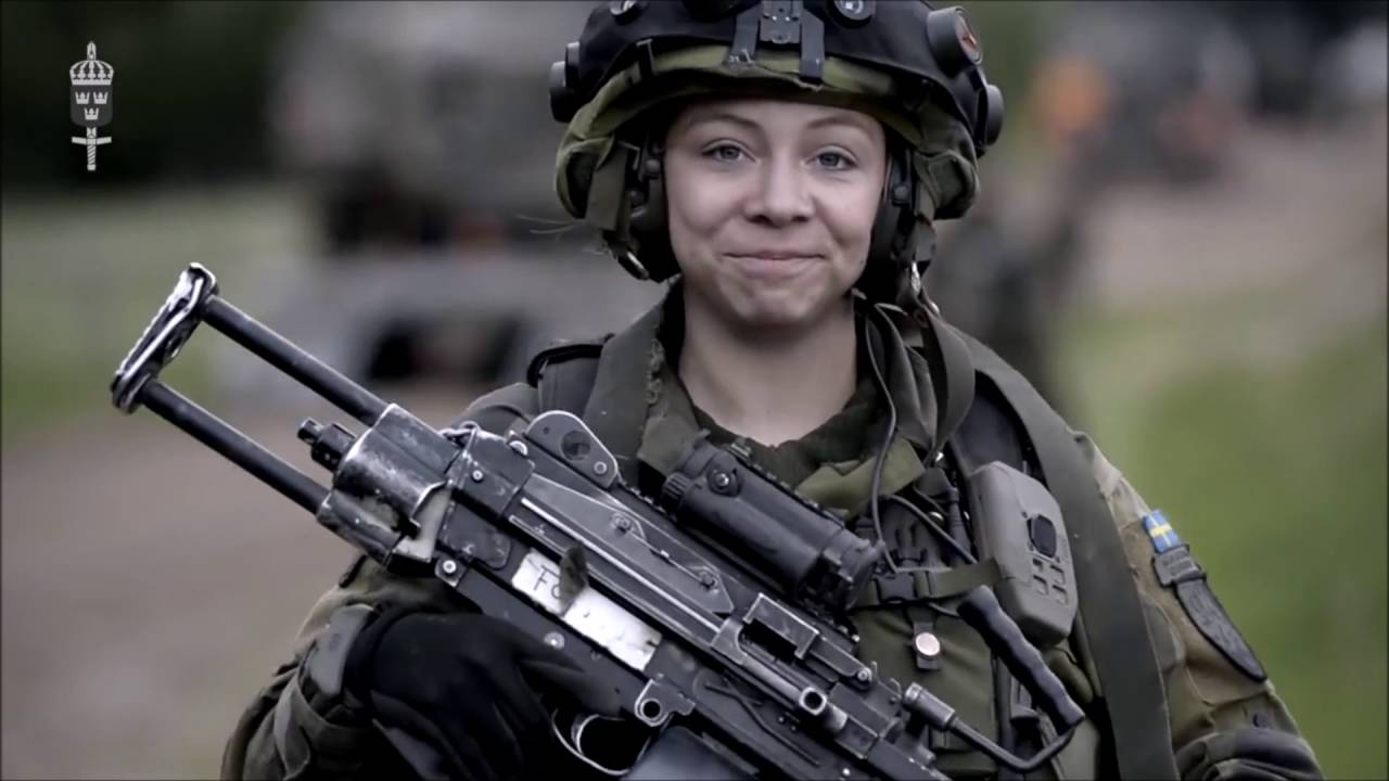 Swedish Armed Forces 2016 YouTube