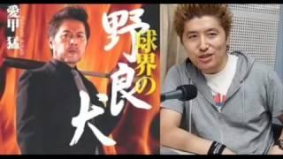 【愛甲猛伝説】 吉田豪語る 球界の野良犬のやんちゃな過去 球