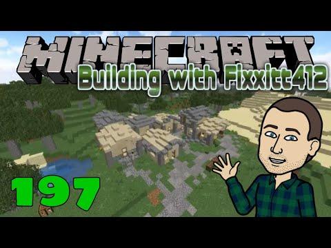 Minecraft - Realm of Vasten I: 197 Let's Redo the Slums of Travill
