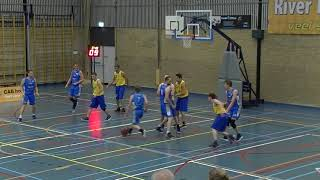 21 september 2019 Rivertrotters MSE2 vs DAS MSE3 60-54 3rd period