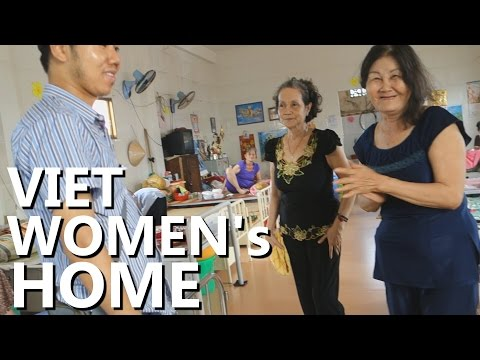 VIETNAMESE WOMEN's home: Charity in Saigon, Vietnam