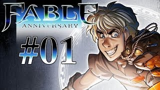 Fable Anniversary Gameplay / Walkthrough w/ SSoHPKC Part 1 - Good or Evil?