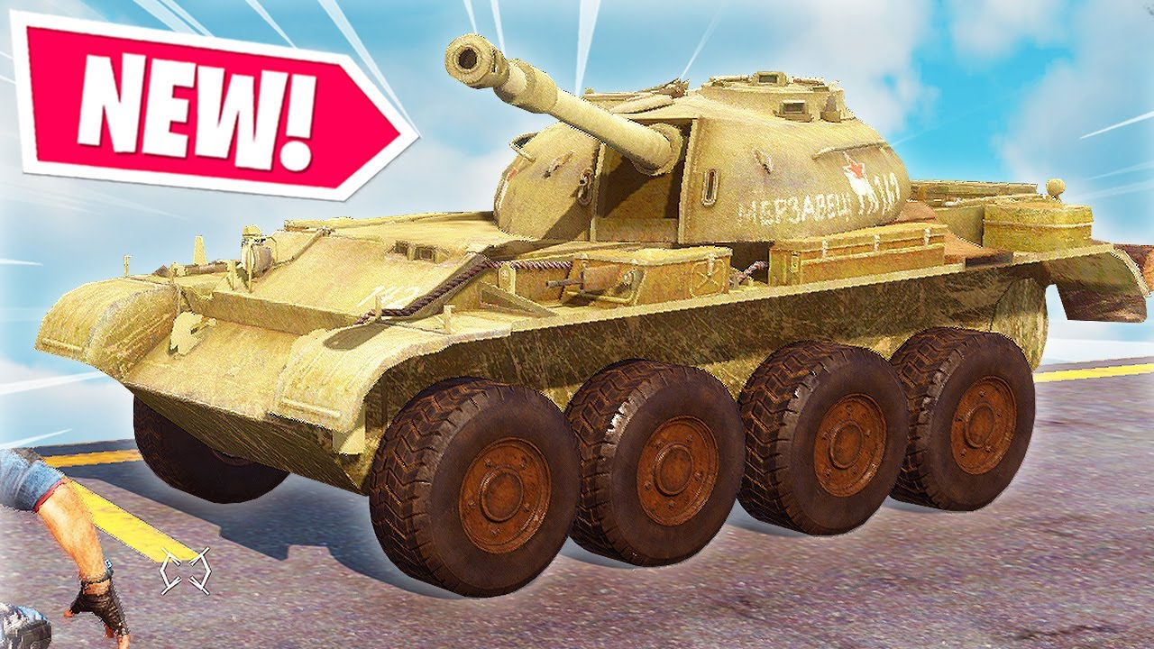 Just Cause 3 - NEW SOVIET TANK MOD *GOPNIK TANK* - YouTube