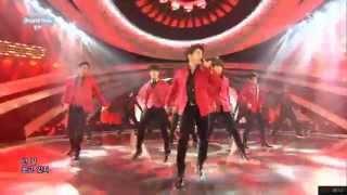 [20150125] 신화 (SHINHWA) _ T.O.P.(Twinkle Of Paradise) + Brand New [SBS Inkigayo] [Live] [HD]
