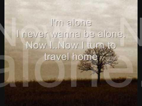 Downface- Alone (with lyrics) - YouTube