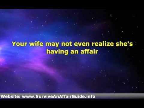 How to forgive wife for emotional affair