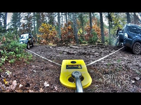 4x4 recovery 2 winch need